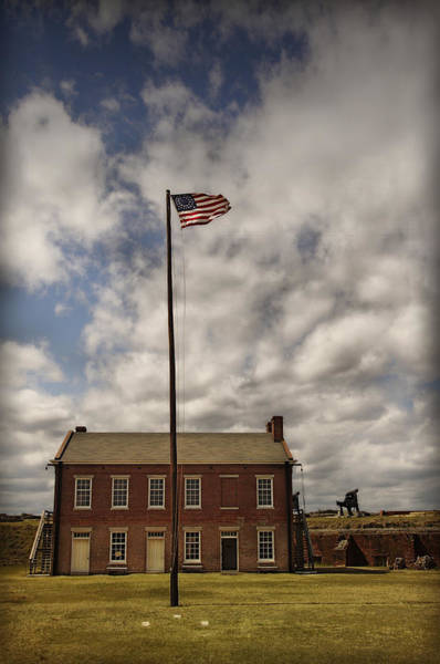 Photograph - Fort Clinch by Mario Celzner