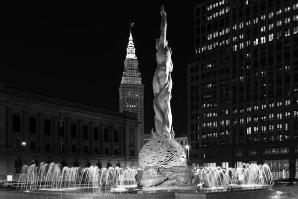 Photograph - Fountain Of Eternal Life by Clint Buhler