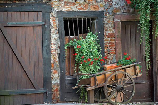 Alsace Wall Art - Photograph - France, Alsace, Colmar by Janis Miglavs