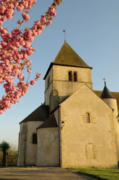 Burgundy Photograph - France, Burgundy, Nievre, Cercy-la-tour by Kevin Oke