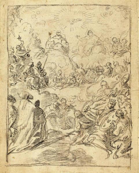Francesco Solimena Italian, 1657 - 1747 Art Print
