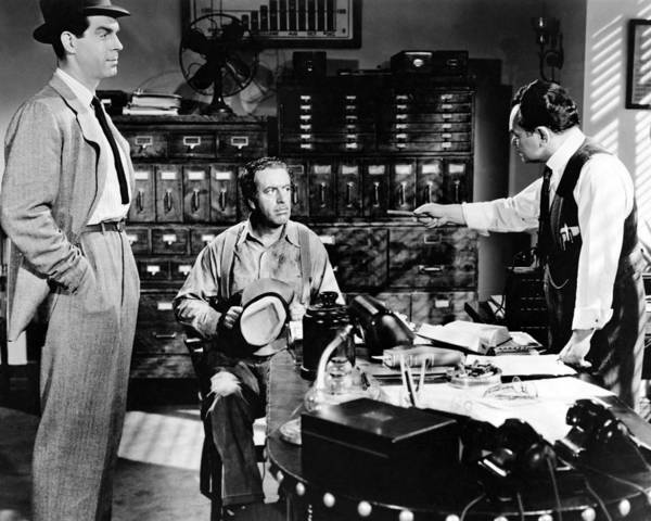 Porter Photograph - Fred Macmurray In Double Indemnity  by Silver Screen