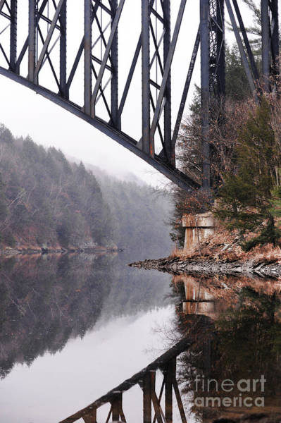 Wall Art - Photograph - French King Bridge by HD Connelly