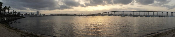 Photograph - From San Diego To Coronado by Jeremy McKay