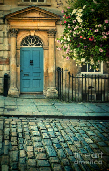 Village Gate Photograph - Front Door  by Jill Battaglia