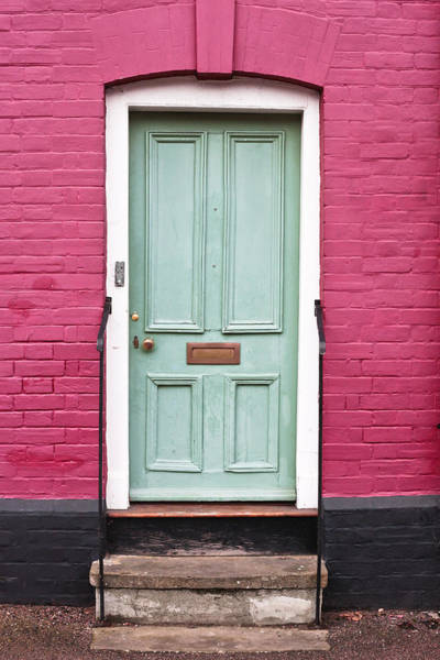 Privacy Photograph - Front Door by Tom Gowanlock