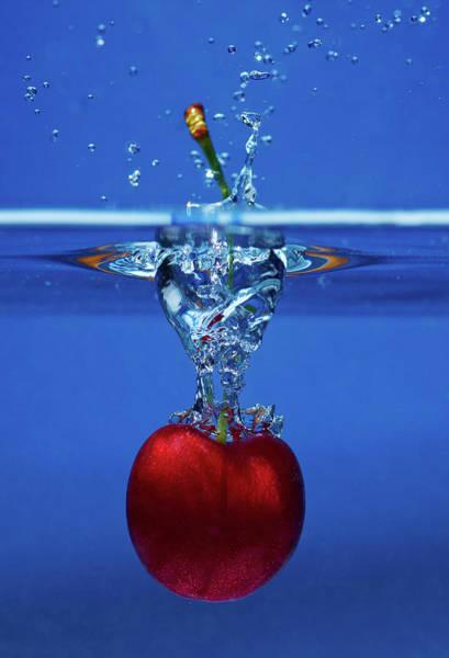 Offbeat Photograph - Fruit Splash Studio Shoot by Digital Camera Magazine