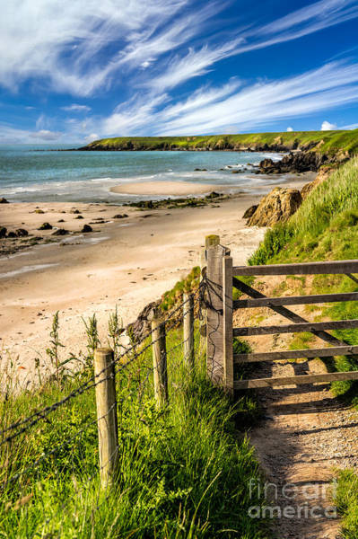 Wall Art - Photograph - Gate To Paradise by Adrian Evans