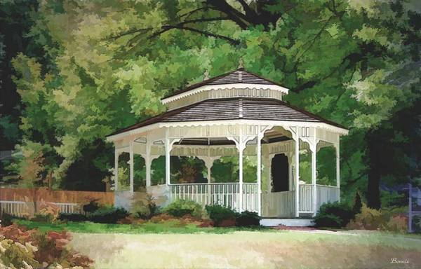 Photograph - Gazebo  by Bonnie Willis