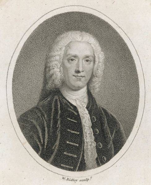 Wall Art - Drawing - George Grenville  British Statesman by Mary Evans Picture Library