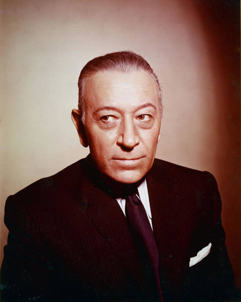 Raft Wall Art - Photograph - George Raft by Silver Screen