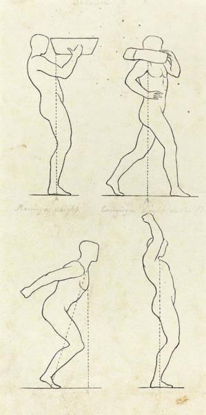 Prepare Drawing - George Scharf After John Flaxman German by Quint Lox