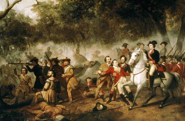 Painting - George Washington (1732-1799) by Granger