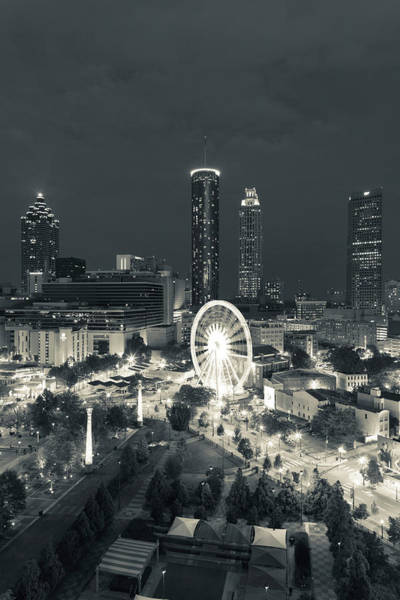 Walter Photograph - Georgia, Atlanta, Centennial Olympic by Walter Bibikow