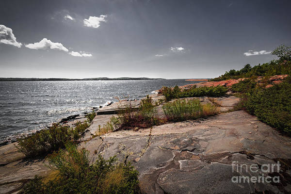 Photograph - Georgian Bay by Elena Elisseeva