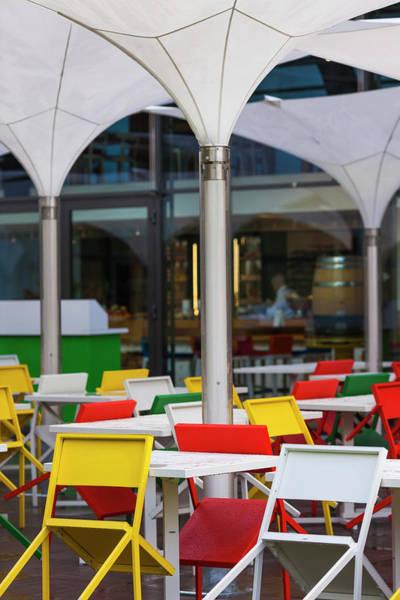 Shopping Districts Wall Art - Photograph - Germany, Bavaria, Munich, Shopping by Walter Bibikow