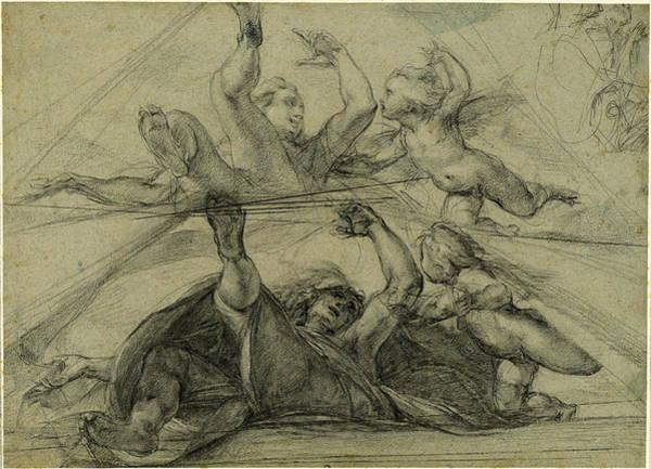 Procaccini Painting - Giulio Cesare Procaccini Italian, 1574 - 1625 by Quint Lox
