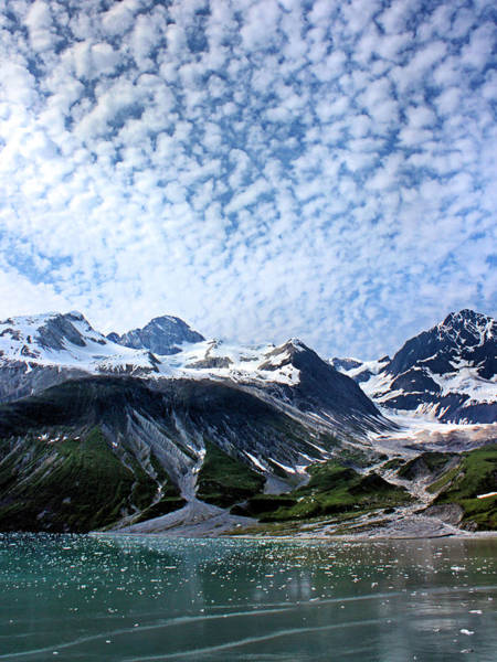 Photograph - Glacier Bay Beautiful by Kristin Elmquist