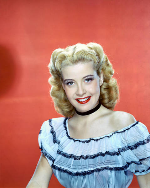 Wall Art - Photograph - Gloria Dehaven by Silver Screen