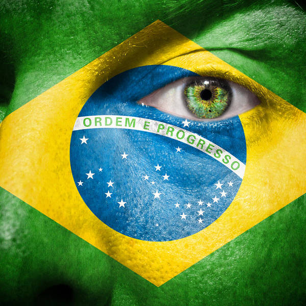Wall Art - Photograph - Go Brasil by Semmick Photo