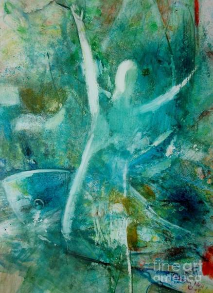 Painting - Go With The Flow by Deborah Nell