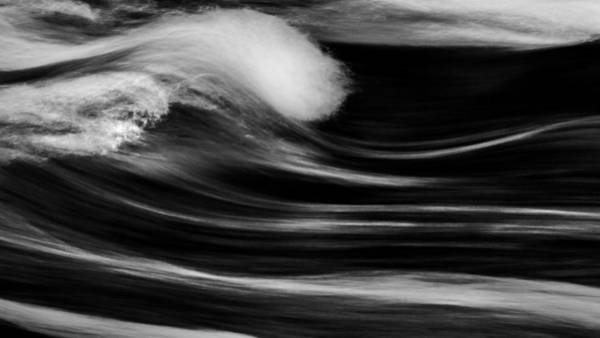 Photograph - Goin With The Flow by Bill Wakeley