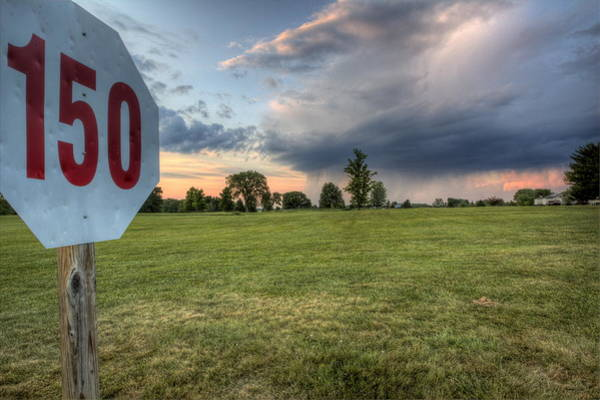 Photograph - Golf Course by David Dufresne