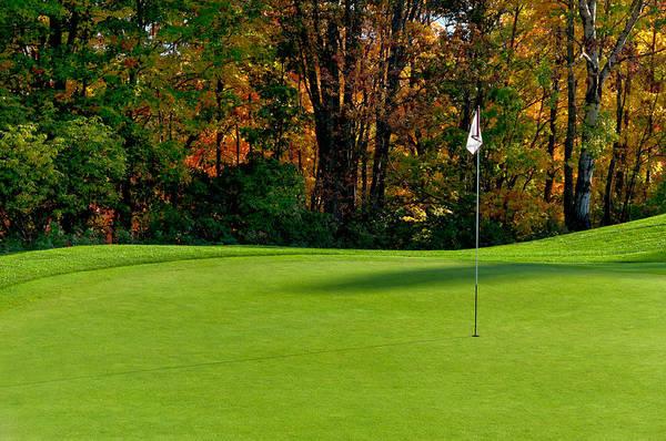 Photograph - Golf Tee by U Schade
