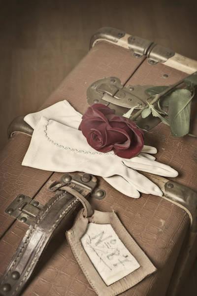 Rose In Bloom Photograph - Goodbye by Joana Kruse