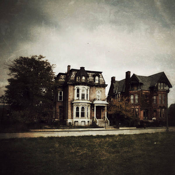 Photograph - Gothic Victorians by Natasha Marco