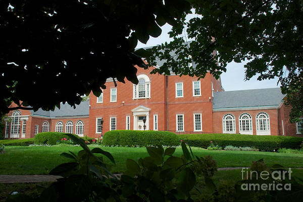 Photograph - Governors Mansion by Mark Dodd