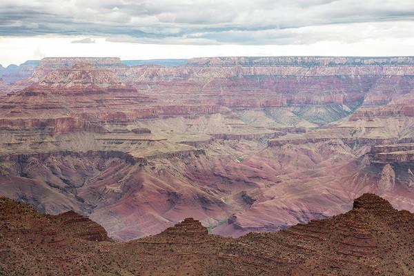 Photograph - Grand Canyon by By Yuri Kriventsov