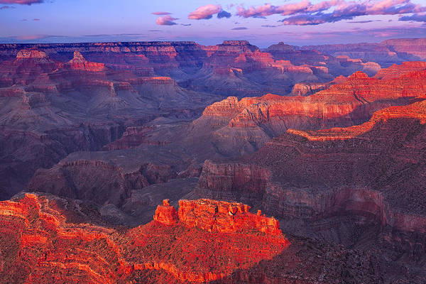 Photograph - Grand Canyon Overlook II by Giovanni Allievi