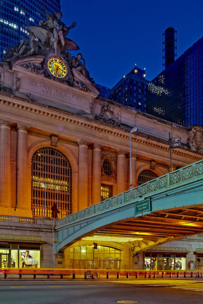 Photograph - Grand Central Terminal Gct Nyc by Susan Candelario