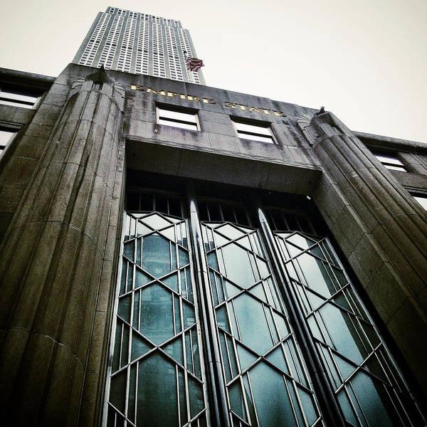 Photograph - Grand Deco Empire by Natasha Marco