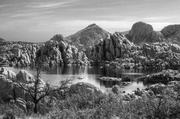 Photograph - Granite Dells by Tam Ryan