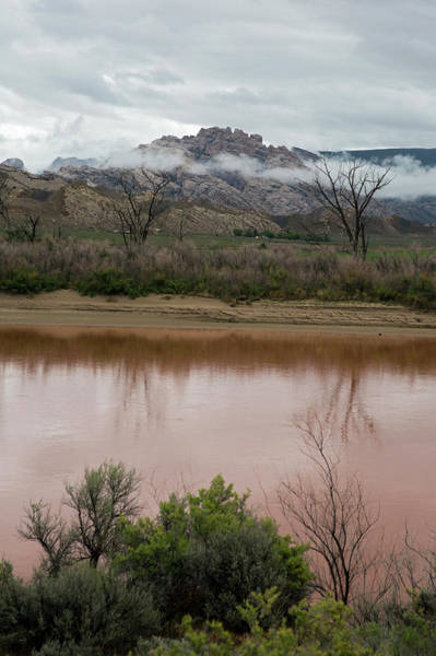 Dinosaur National Park Photograph - Green River by Jim West