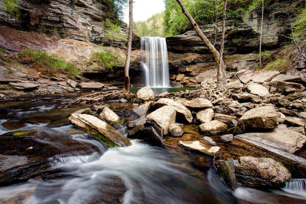 Greeters Photograph - Greeter Falls  by Scott Moore