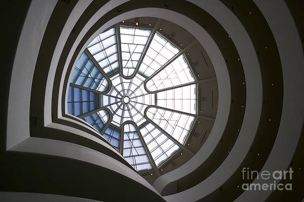 Guggenheim Photograph - Guggenheim by David Bearden