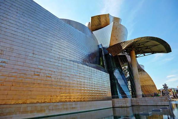 Guggenheim Wall Art - Photograph - Guggenheim Museum, Bilbao, Euskadi by Mark Mawson / Robertharding
