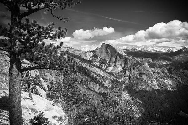 Wall Art - Photograph - Half Dome From Yosemite Point, Yosemite by Russ Bishop