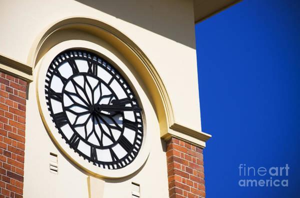 Photograph - Hall Clock by Jorgo Photography - Wall Art Gallery