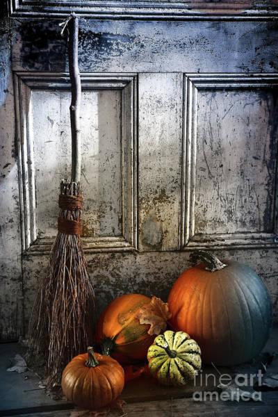Photograph - Halloween Night by Sandra Cunningham