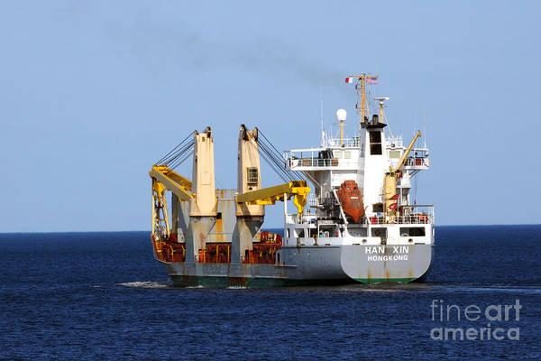 Wall Art - Photograph - Han Xin Ship by Lori Tordsen