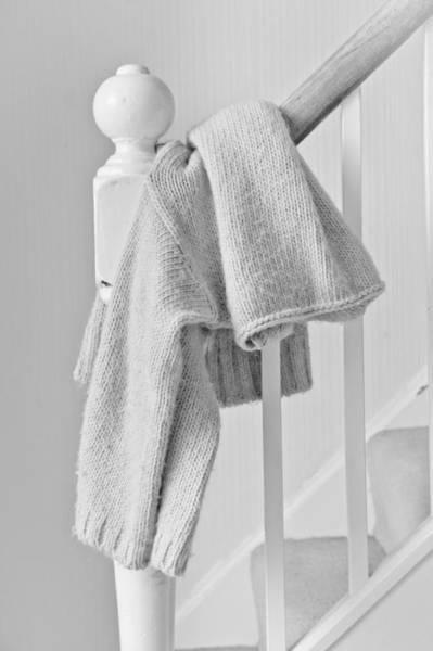 Unisex Photograph - Hanging Jumper by Tom Gowanlock