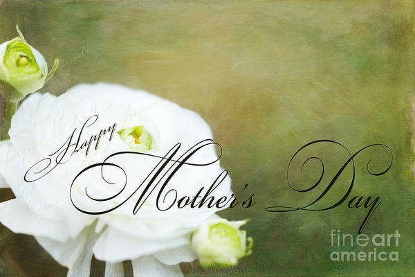 Photograph - Happy Mothers Day by Beve Brown-Clark Photography