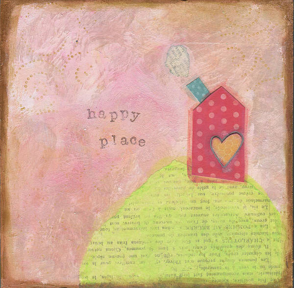 Wall Art - Painting - Happy Place by Alli Rogosich