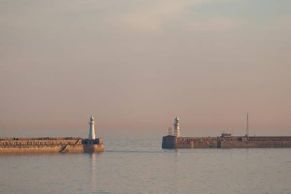Photograph - Harbour Entrance by Paul Indigo