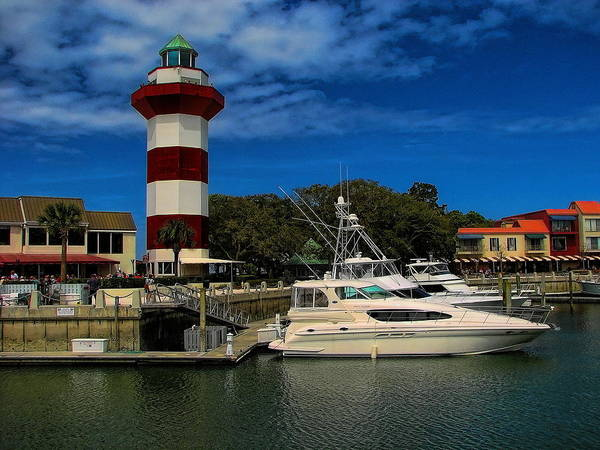 Photograph - A Lazy Harbour Town Afternoon by Dale Kauzlaric
