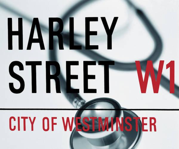 Wall Art - Photograph - Harley Street by Mark Thomas/science Photo Library